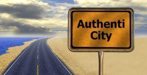 authentic blog